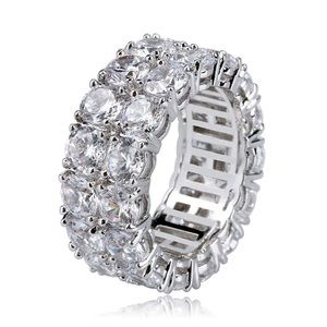 Other - Iced Out Ring Band